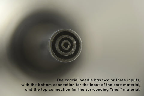 Base- Modular Coaxial Needle