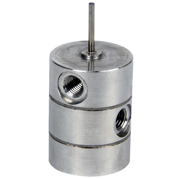Compact needles in AISI316 stainless steel- 2 layers