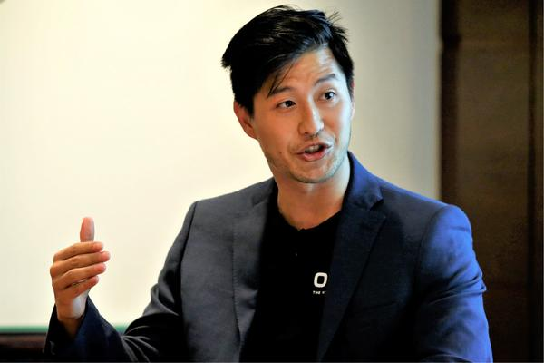 CEO Kevin Wong Discusses Team-Based Voice Communication Goldman Sachs TechNet 2019 Conference