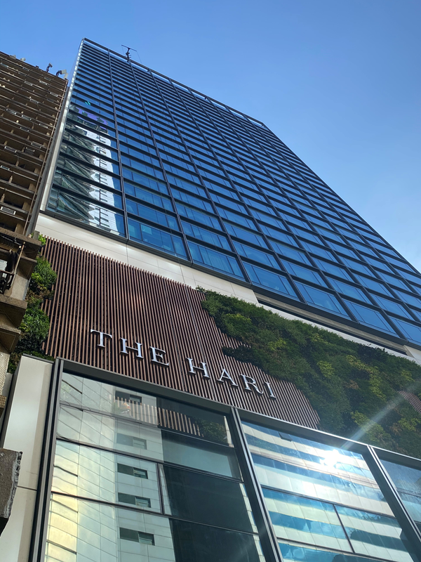 The Hari Hotel Hong Kong - elevating service efficiency throughout the guest journey with modernized Push-To-Talk