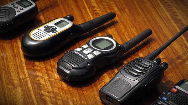 A World Without Walkie Talkies (and Screens)
