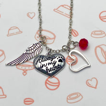 Load image into Gallery viewer, Always in My Heart Necklace