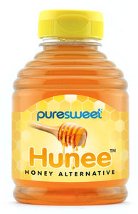 Puresweet Hunee® 100% Natural Honey Alternative 414ml, Sugar Free, Vegan, No biter Aftertaste