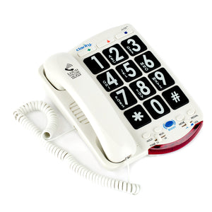 Image of Ameriphone JV35 LP w/Braille Voice Phone