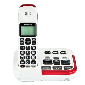 Image of Panasonic Cordless Phone With Answering Machine
