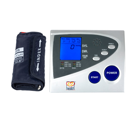 EZ Health Talking Blood Pressure Monitor