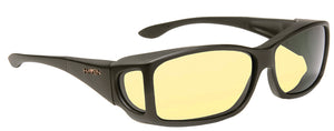 Image of Esch Haven Night Drivers Light Yellow Sunglasses