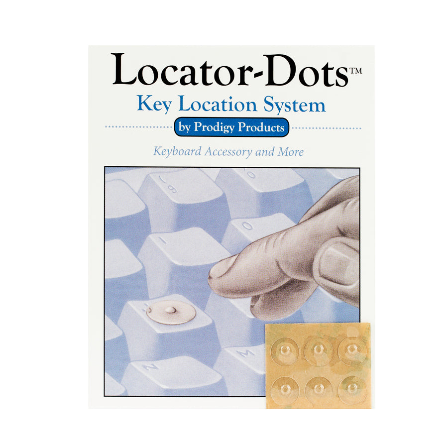 Image of Locator Dots 6/Pack