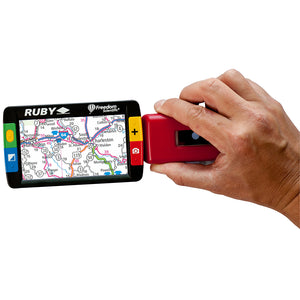 Image of Ruby Handheld Video Magnifier
