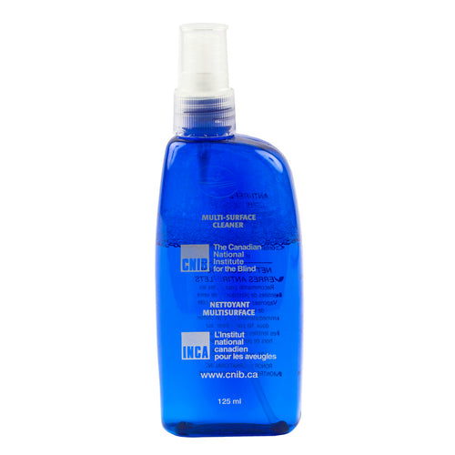 CNIB 125ml Bottle Multi-Surface Cleaner