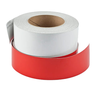 Image of Reflective Conspicuity Tape 2in - White - Sold By Yard