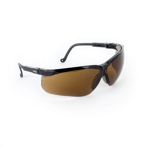 Genesis Wrap Around Sunglasses - Espresso