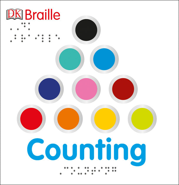 Image of DK Braille Counting SP