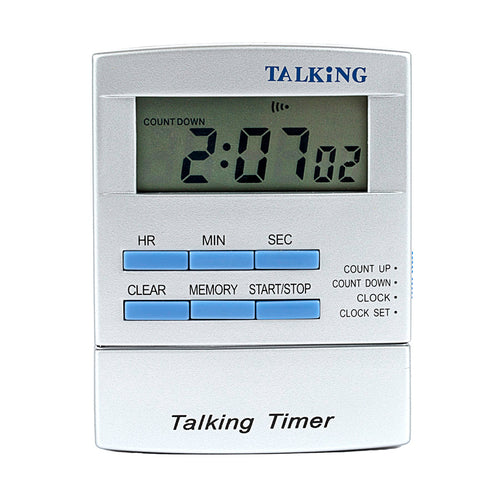 Talking Timer - English