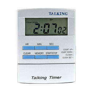 Image of Talking Timer - Anglais