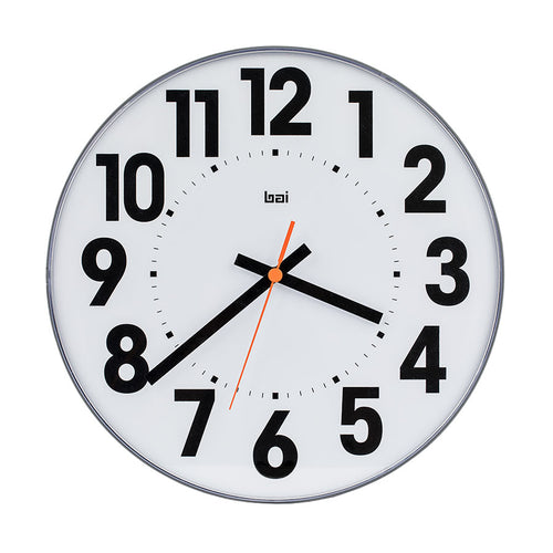 Large 12in Wall Clock