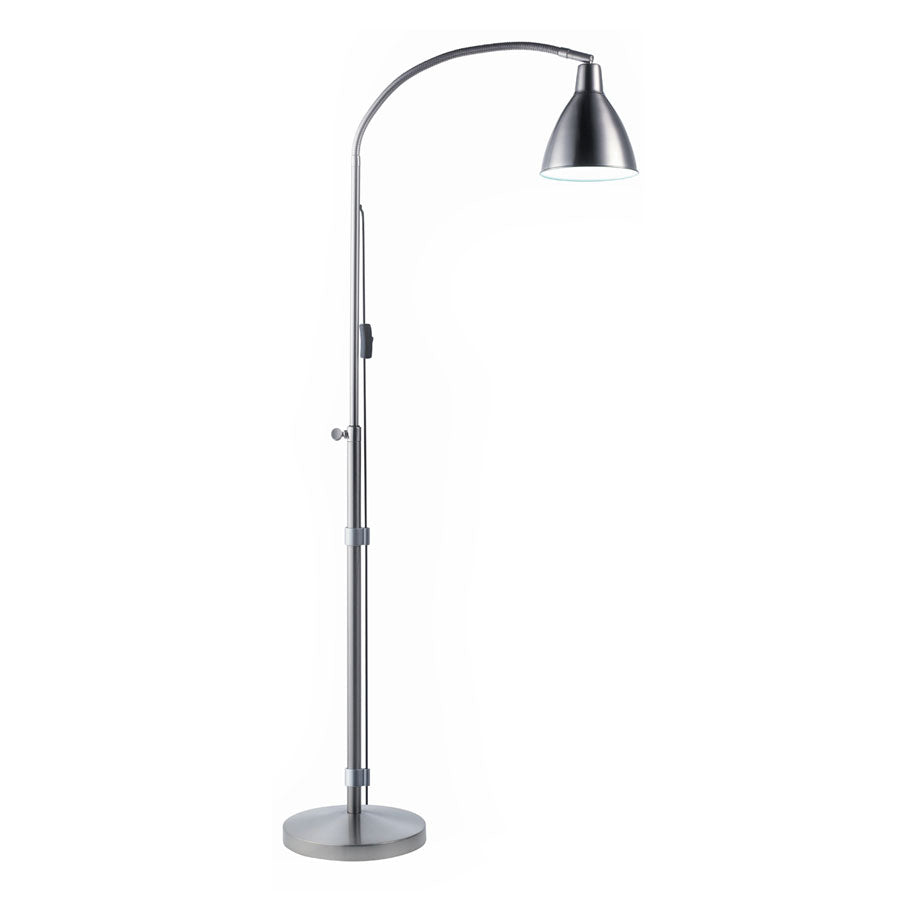 Image of Daylight Floor Lamp With LED Bulb