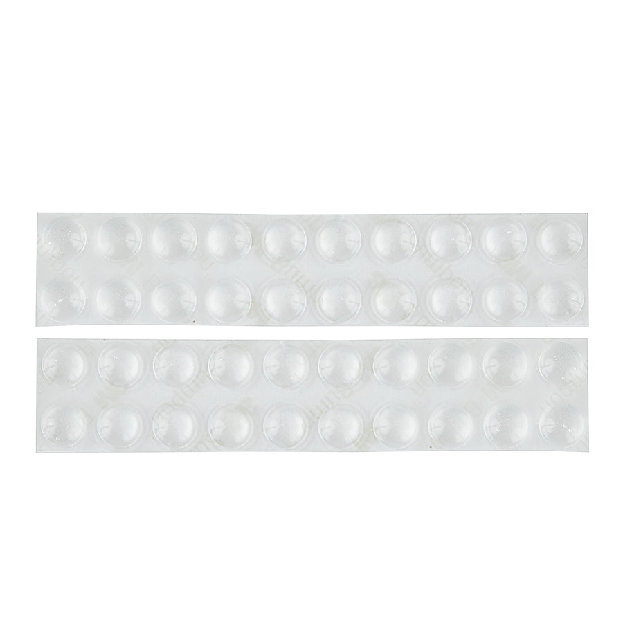 Image of Bump-Ons Clear Label Dots - Clear Small 40/Pack
