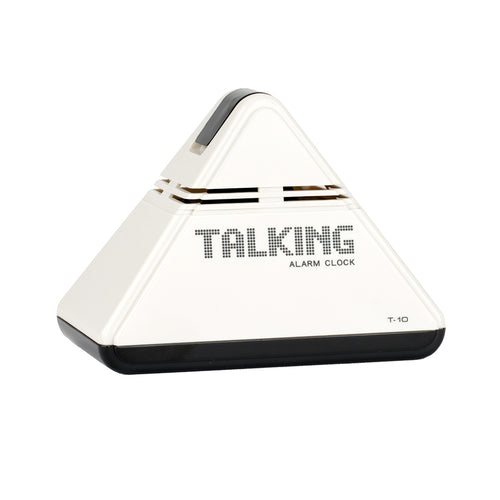 Talking Pyramid Alarm Clock