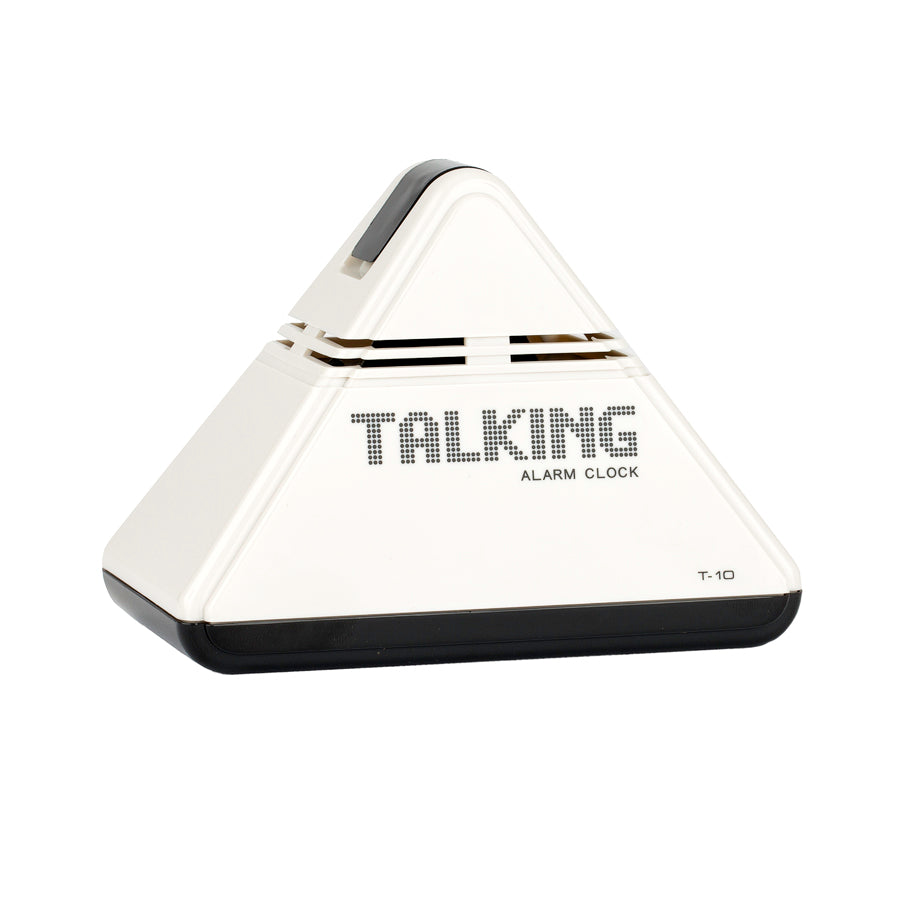 Image of Talking Pyramid Alarm Clock