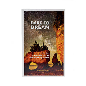 Image of Dare To Dream - Turning Stumbling Blocks into Stepping Stone