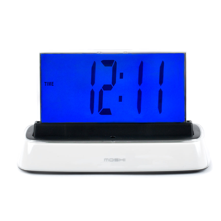 Image of Voice Control LED Talking Alarm Clock
