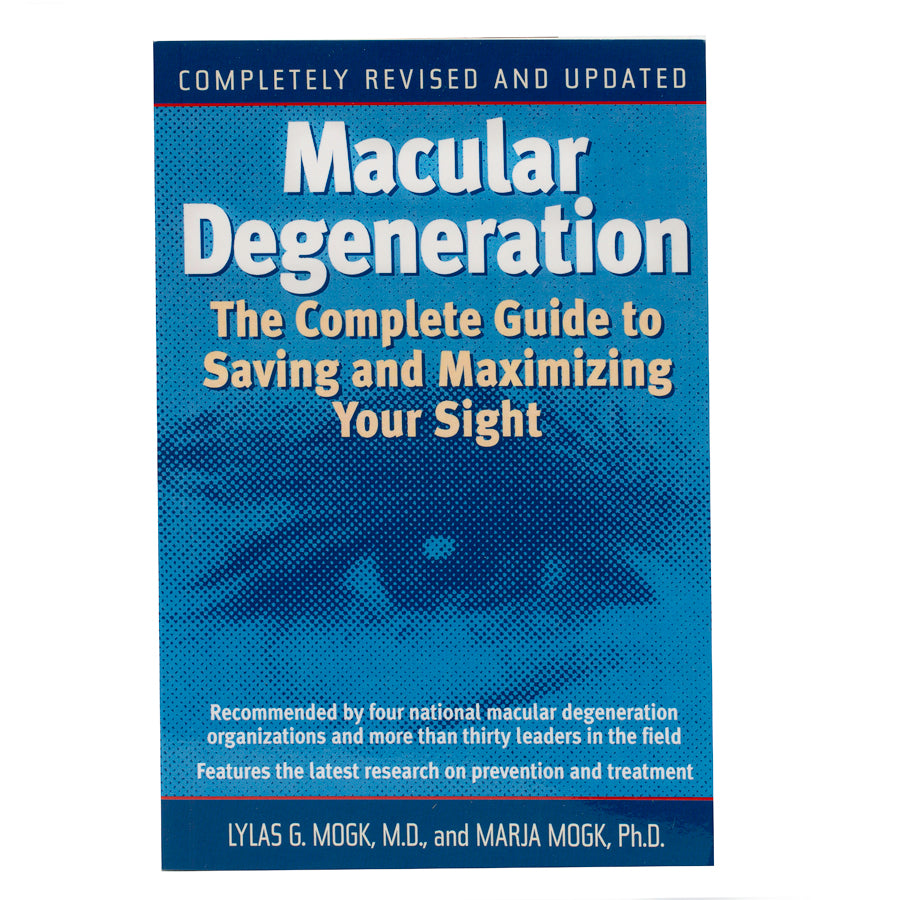 Image of Macular Degeneration (L. Mogk) Book 2nd ed Eng
