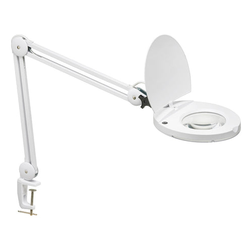 Dainolite LED 5D Magnifier Lamp White