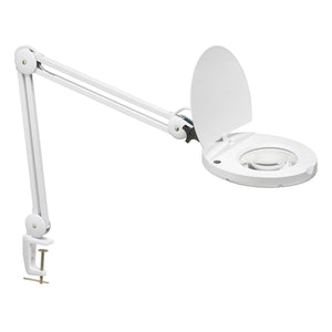 Image of Dainolite LED 5D Magnifier Lamp White