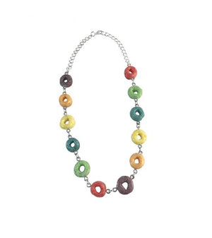 Fruit Loops Necklace