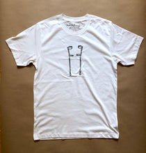 Load image into Gallery viewer, Sticks T Shirt - White