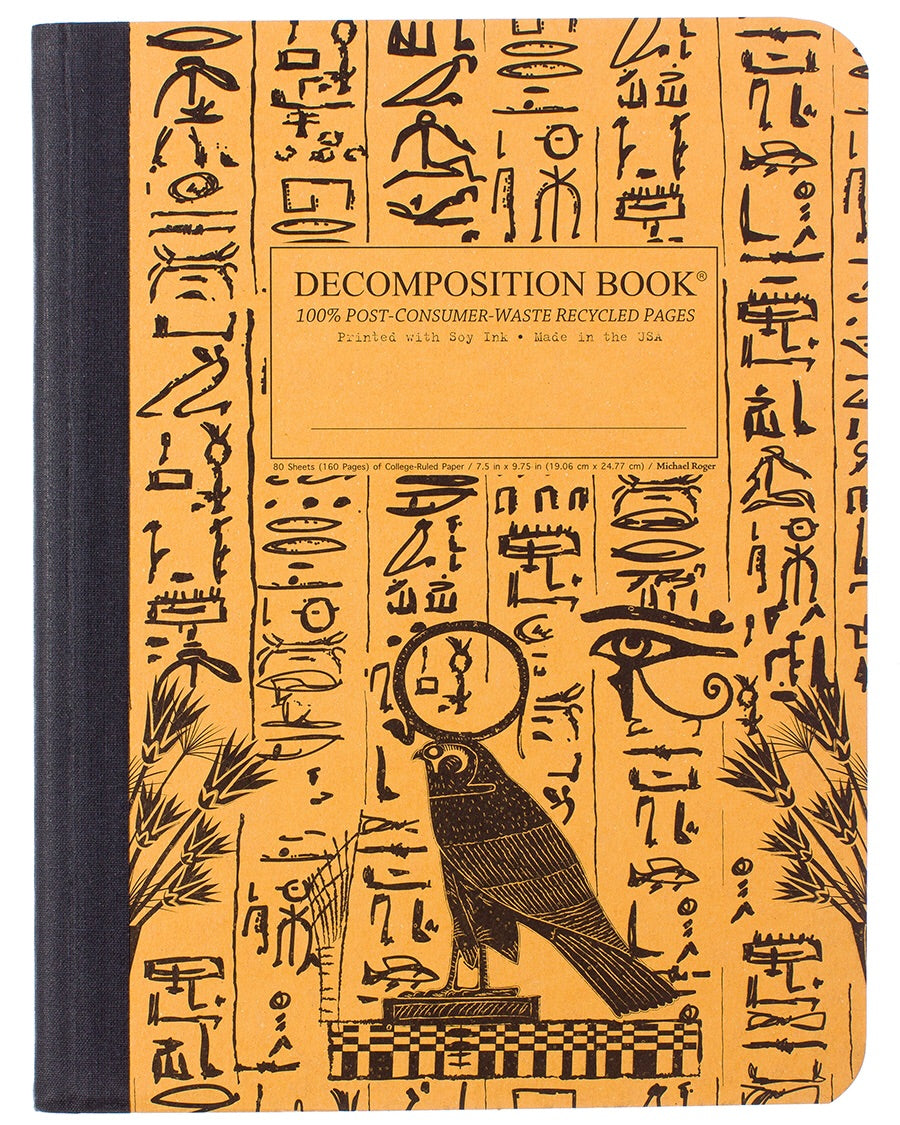Hieroglyphics Decomposition Notebook