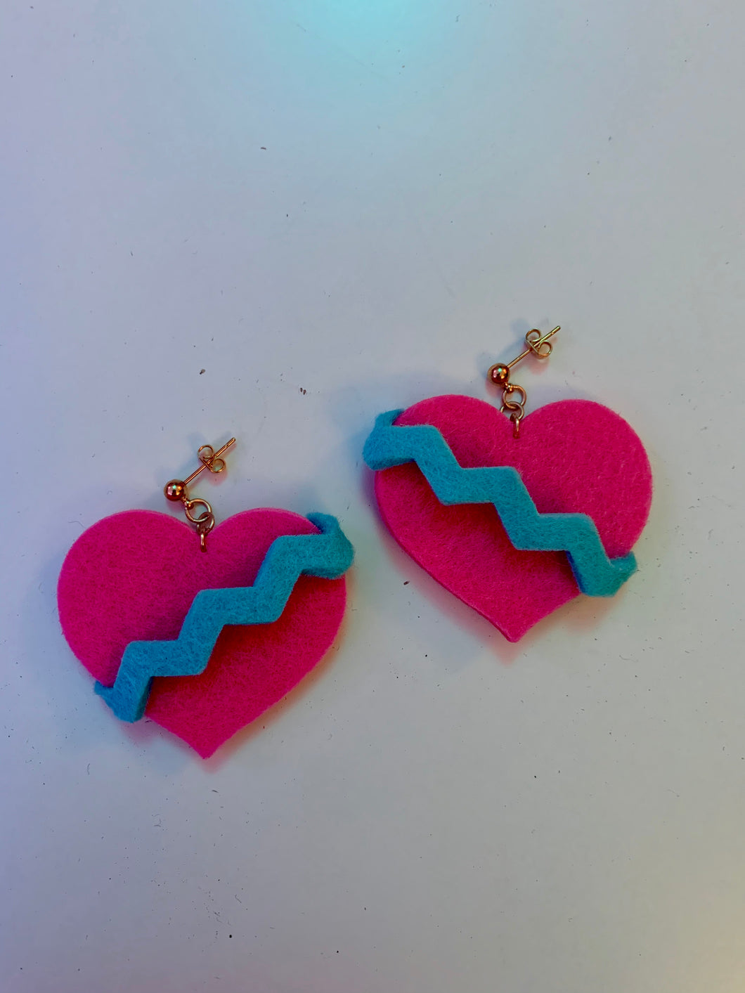 Unbreak My Heart Earrings