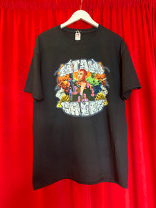 Explosion t shirt