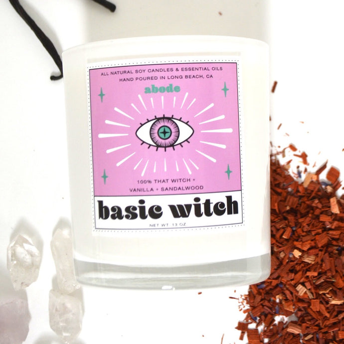 Basic Witch Candle