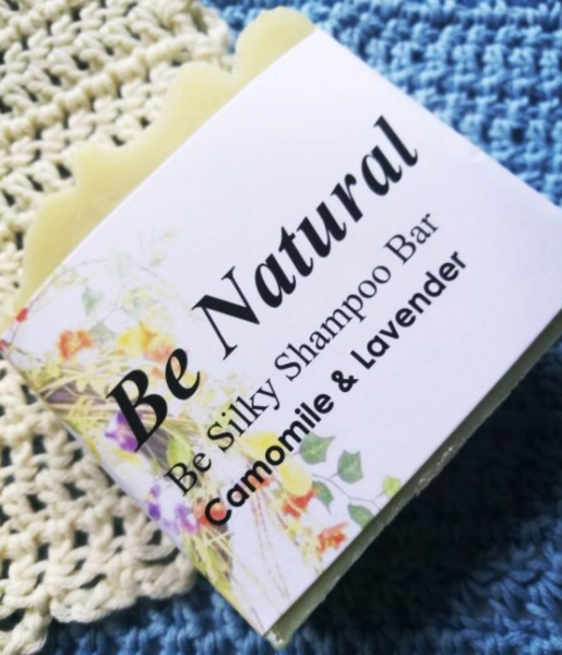 Be Silky Shampoo Bars by BE NATURAL are Gorgeous and Eco Friendly Too!