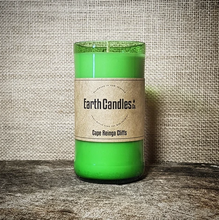 Load image into Gallery viewer, Cape Reinga Tealight candles. Proudly made in New Zealand by Earth Candles. 200 gram candle