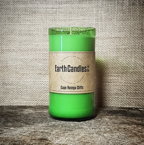 Cape Reinga Cliffs - Soy Candle