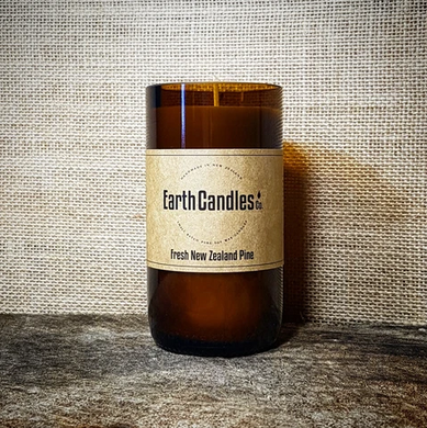 Fresh New Zealand Pine - Soy Candle