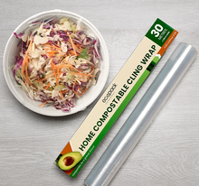 Load image into Gallery viewer, Home Compostable Cling Wrap from the school fundraising shop new Zealand