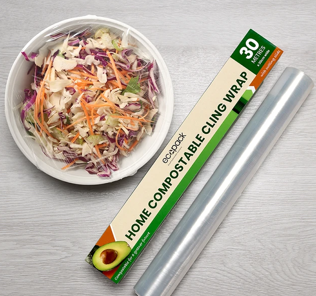 Home Compostable Cling Wrap from the school fundraising shop new Zealand