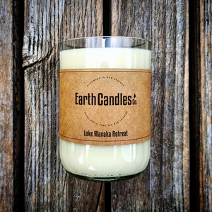 Lake Wanaka Retreat- Soy Candle
