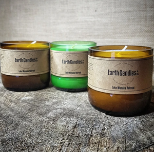 Lake Wanaka Retreat - Soy Tealight Candles
