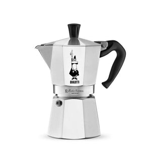 Bialetti Moka Coffee Pot 6 Cup - Philip Stark Coffee
