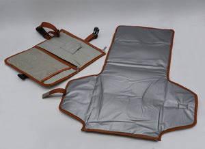 'Poppy' Portable Changing Mat