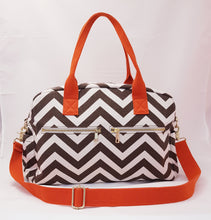 Load image into Gallery viewer, 'Jessica' Classic Changing Bag (Orange)