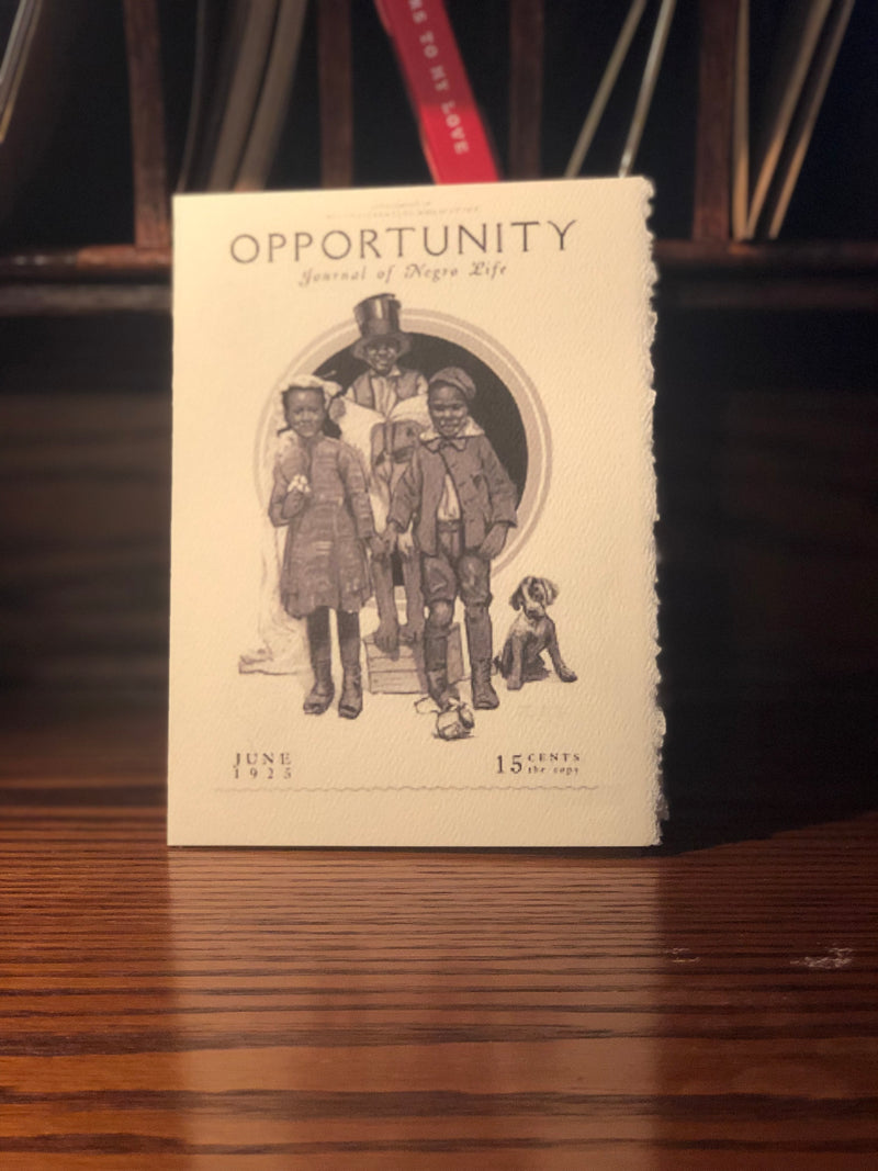 Opportunity Magazine Note Cards