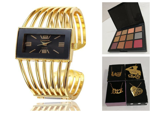 Miscellaneous accessories, miscellaneous makeup / اكسسوارات منوعه،مكياج منوع