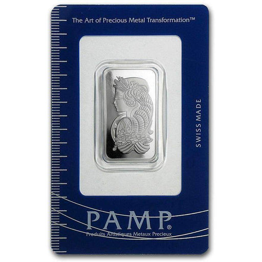 10 gram Palladium Bar - PAMP Suisse (In Assay) - HMint Precious Metals