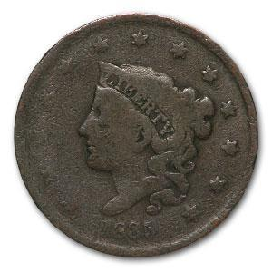 1835 Large Cent Head of 1836 Good - HMint Precious Metals